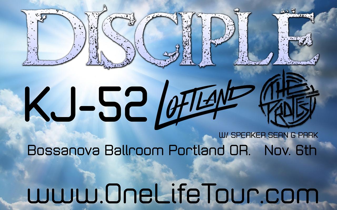 One Life Tour Portland